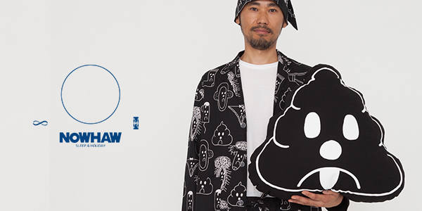 NOWHAW  2017AW LOOK