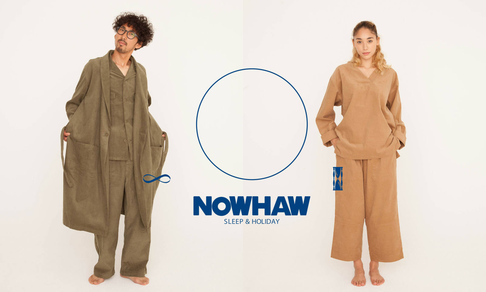 NOWHAW 2018AW LOOK