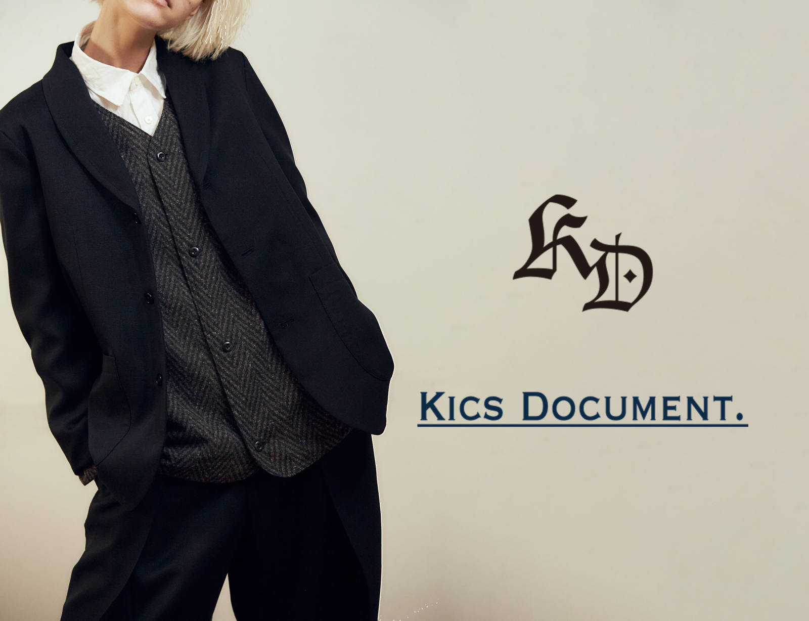 KICS DOCUMENT. 2019AW LOOK