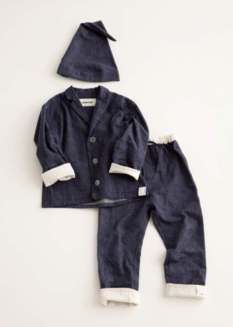 """lil day""pajama【子供服】【3点セット】【ギフト】【90〜110】"