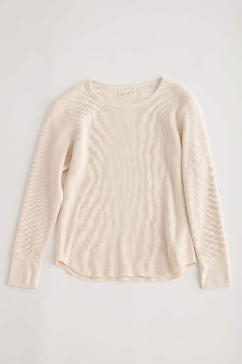 "【Twilight】""long sleeve""waffle thermal【ユニセックス】"