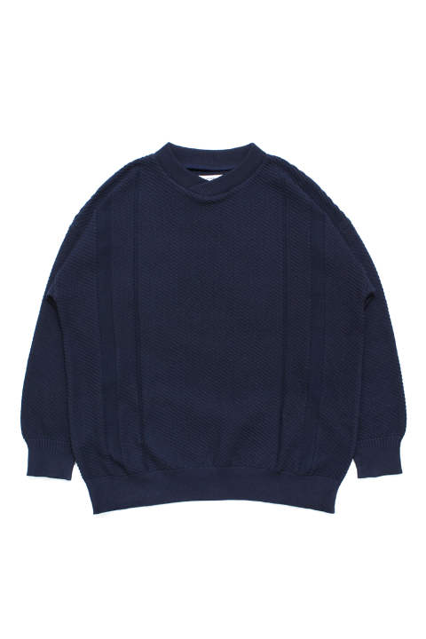 Matoi Knit(NAVY)