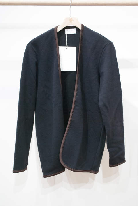 Piping Cardigan(NAVY)