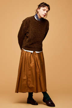 【ラスト1点】【18AW】Wadachi Knit(BROWN)