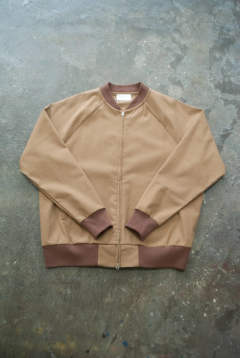 【ラスト1点】【18AW】Flight Jacket(CAMEL)
