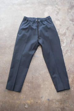 【18AW】Casual Trousers(MAD NAVY)