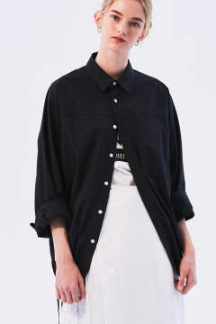 "【20SS】ACTIVE SHIRT ""A""/アクティブシャツ""A""(BLACK)"