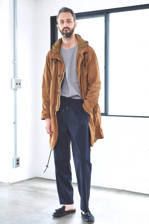 STILL BY HAND 2019SS LOOK Style-1