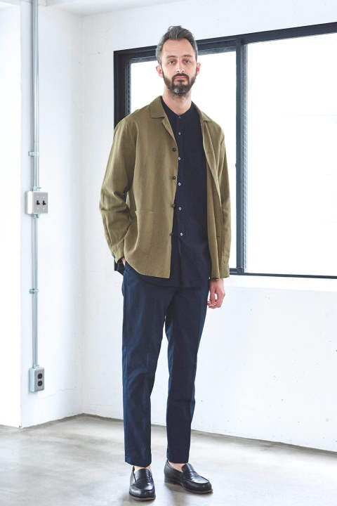 STILL BY HAND 2019SS LOOK Style-13