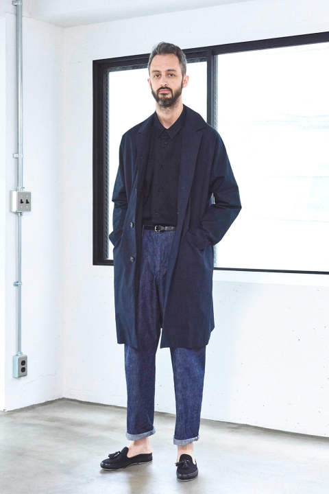 STILL BY HAND 2019SS LOOK Style-21