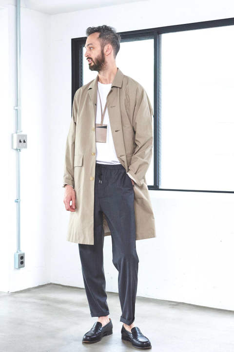 STILL BY HAND 2019SS LOOK Style-8