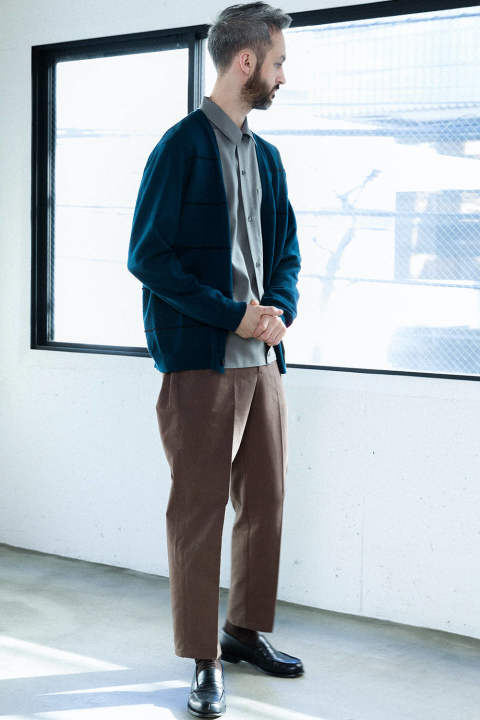 STILL BY HAND 2019AW LOOK Style-16