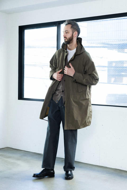 STILL BY HAND 2019AW LOOK Style-15